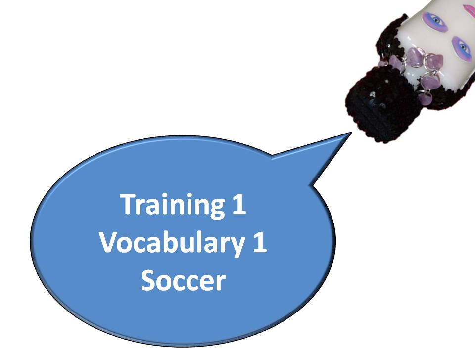 Tr1 Soccer on Picture Vocabulary